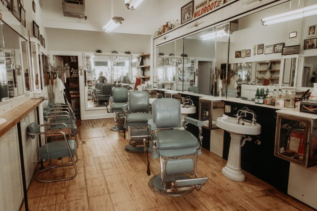 affordable barber shop