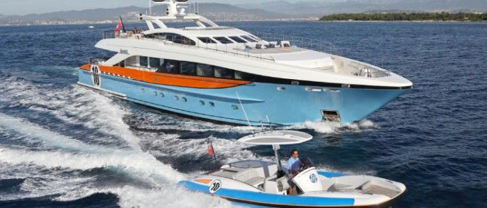 offering yachts for sale