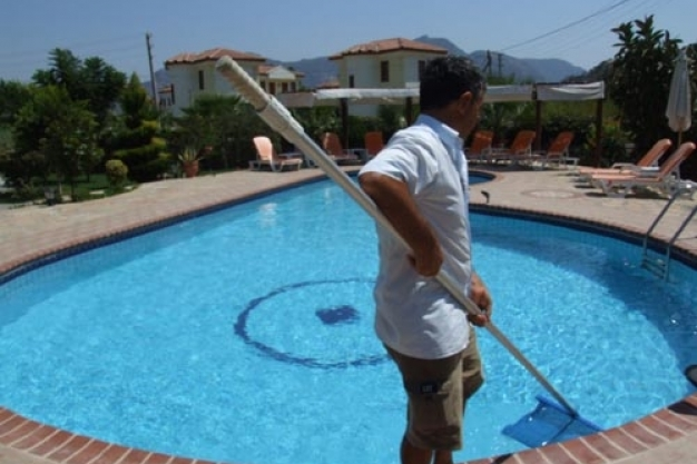 Swimming pool services include many services and repairs ...