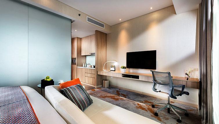 serviced apartment near bugis